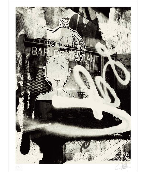 "Dave Kinsey ""Paris Silver"""