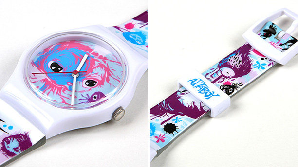 "Attaboy ""Brine Queen"" Watch by Vannen"