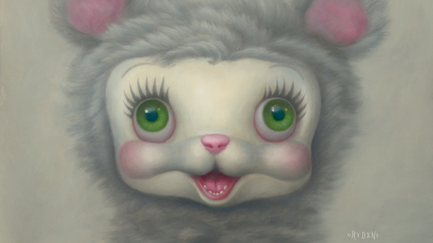 Mark Ryden's Snow Yak Show book