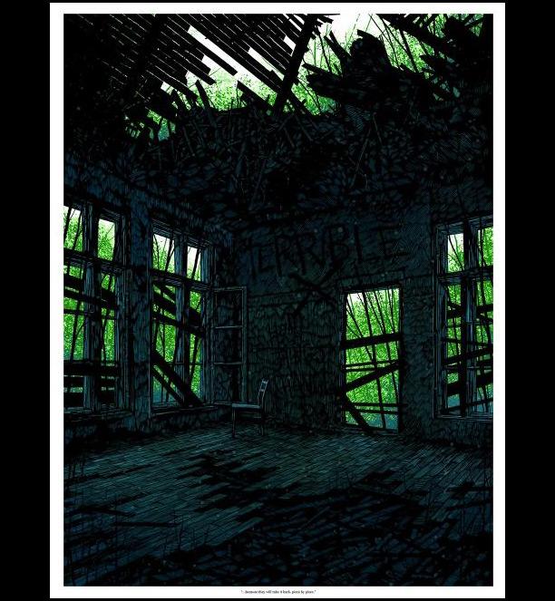 "Daniel Danger ""The Will Take It Back"" Solo Exhibition"
