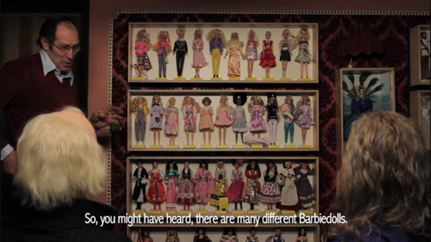 Röyksopp's Adventures in Barbieland