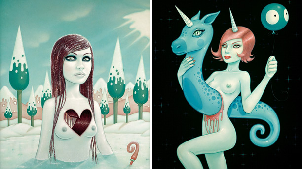 New Tara McPherson Prints