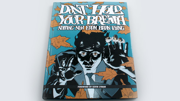 "Review: Brian Ewing ""Don't Hold Your Breath"""