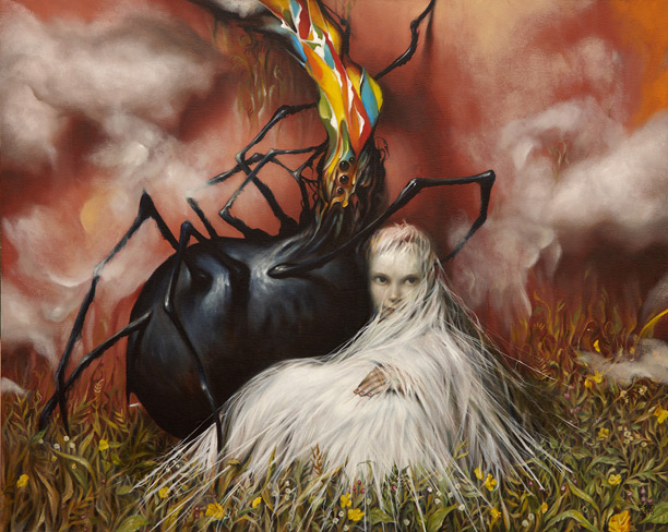 "Esao Andrews ""Solid Void"" at Jonathan LeVine Gallery"