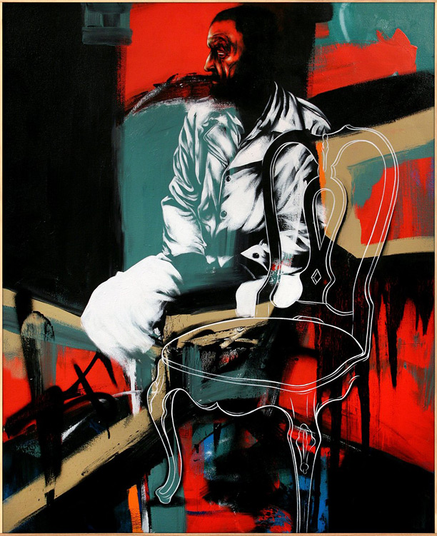 """Dave Kinsey """"Musical Chair"""""""