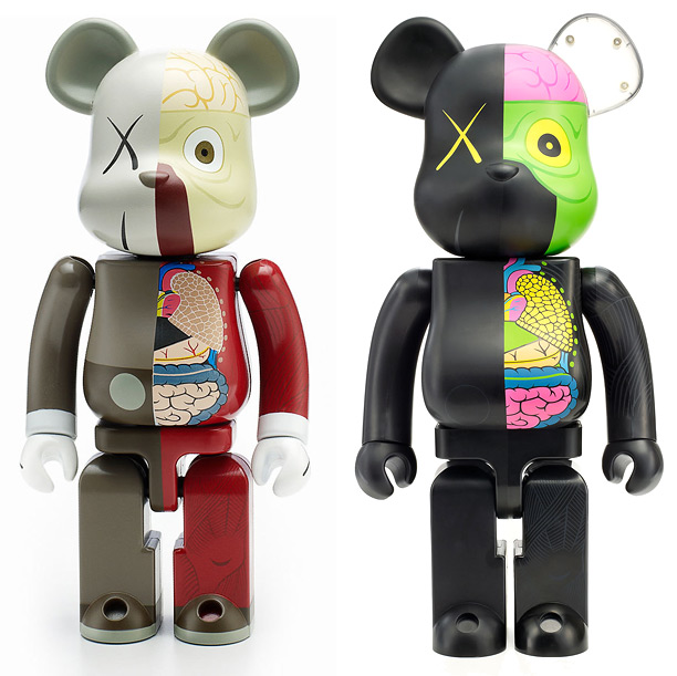 New releases by KAWS