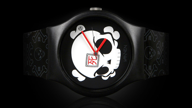 Huck Gee's Vannen XL Artist Watch