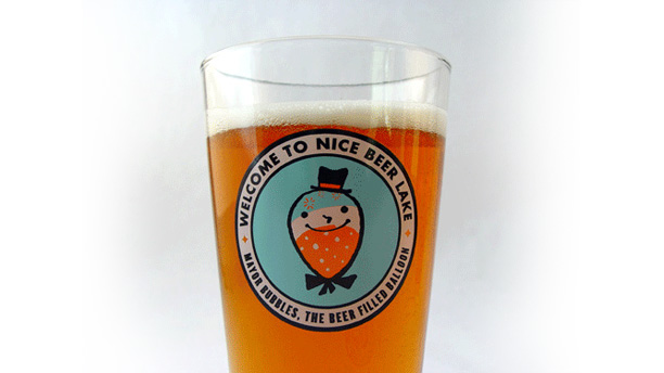 Nice Beer Lake by Aesthetic Apparatus