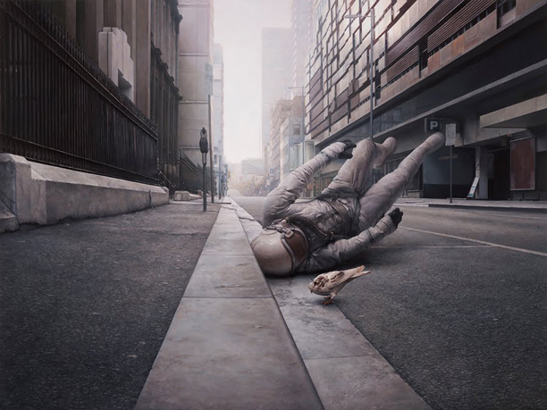 "Jeremy Geddes ""The Street"""