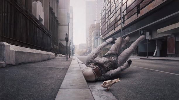 "Jeremy Geddes ""The Street"""