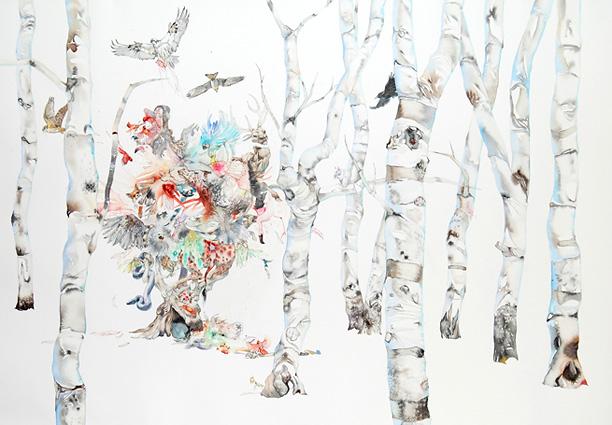 Laura Ball & Ryan McLennan @ David B. Smith Gallery
