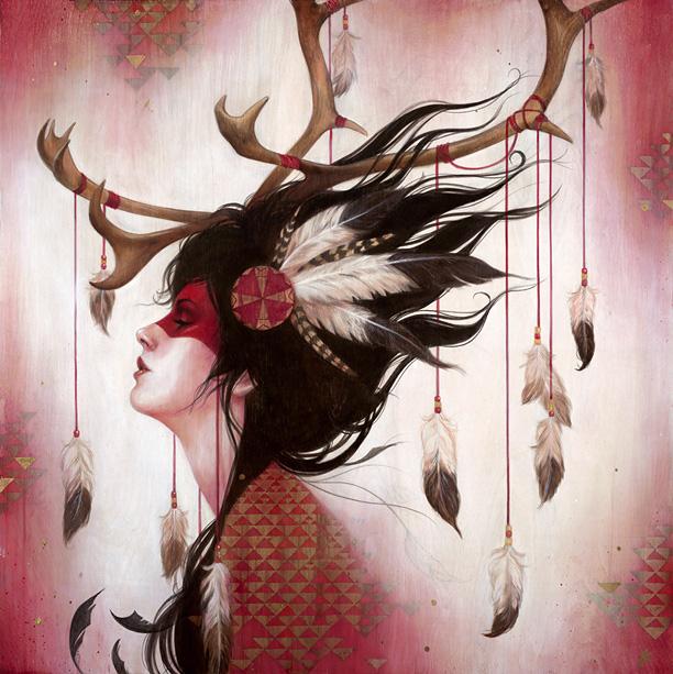 Beautiful work available from Sylvia Ji
