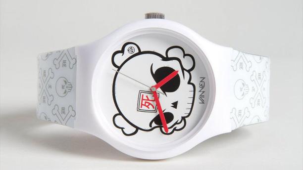 "Huck Gee ""Lifetime"" Vannen XL Watch"