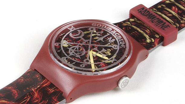 "Vannen Art Watches ""Tempus"" by Godmachine"